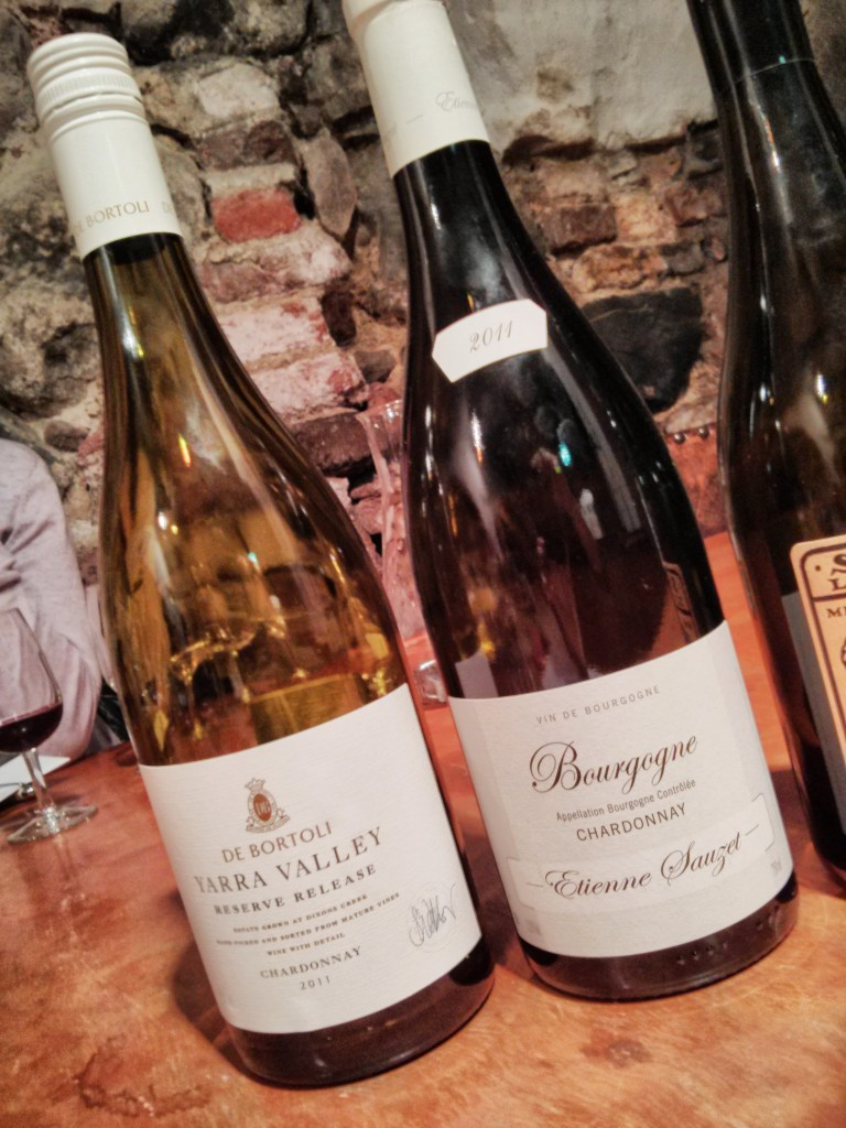 Aussie vs. Bourgogne